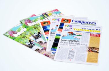 Newsletter-Printing
